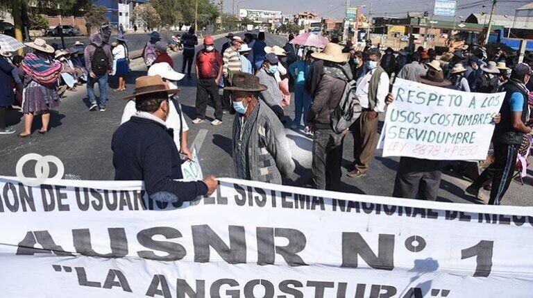 Cochabamba: FEDECOR declaró un cuarto intermedio