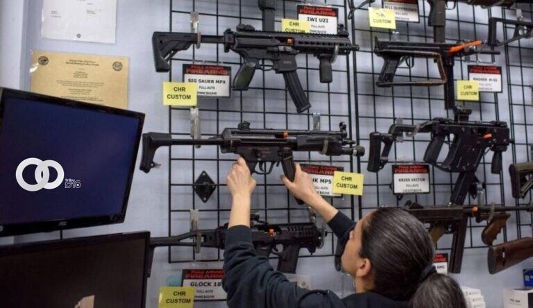 Gobierno mexicano demanda once empresas fabricadoras de armas de EE.UU.