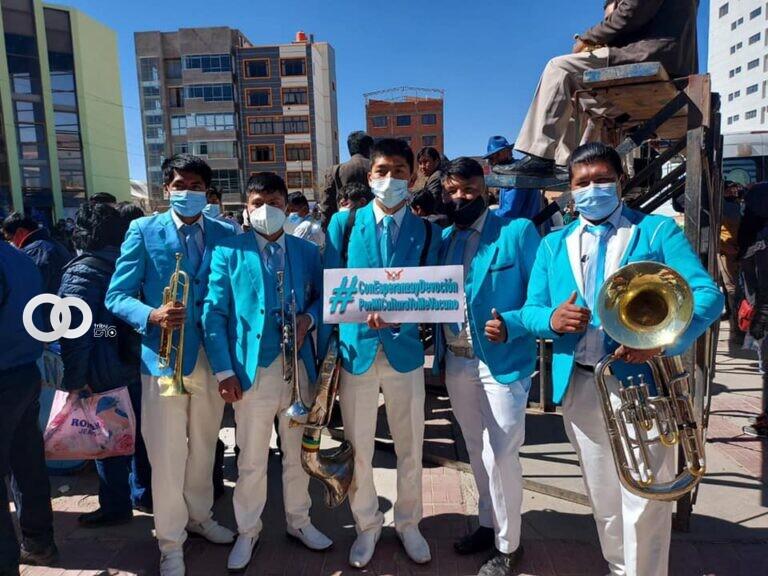 Próximo carnaval de Oruro dependerá del porcentaje de danzarines vacunados