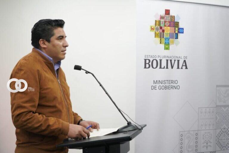 Director de Régimen Penitenciario aclaró la atención que recibe Áñez