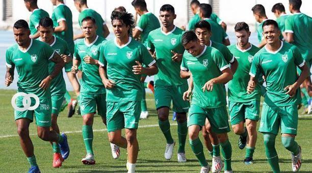 Selección boliviana aguarda la llegada de Lampe, Martins y Ramiro Vaca
