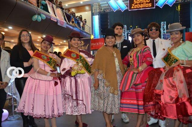 «Cholitas» azafatas de los stands representarán la cultura alteña en la Expocruz