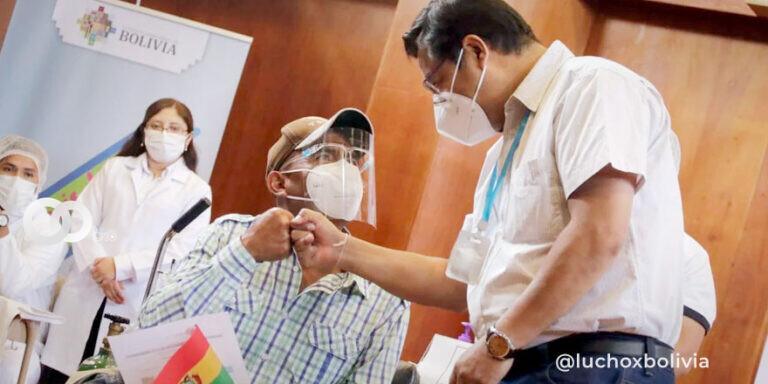 A pedido del Presidente Arce los Gobiernos Subnacionales deben acelerar vacunación