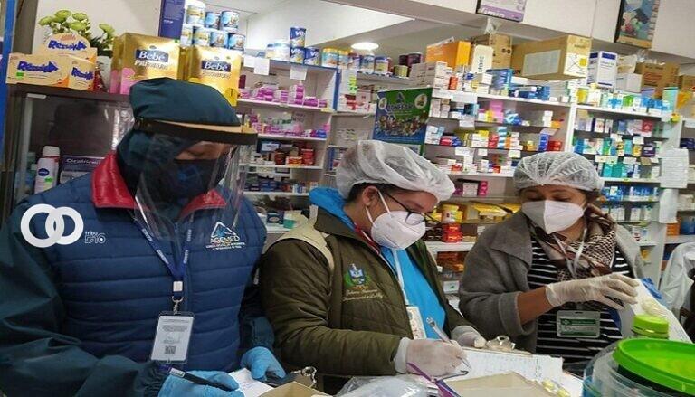 Defensa del Consumidor  realiza controles de precios en farmacias y clínicas