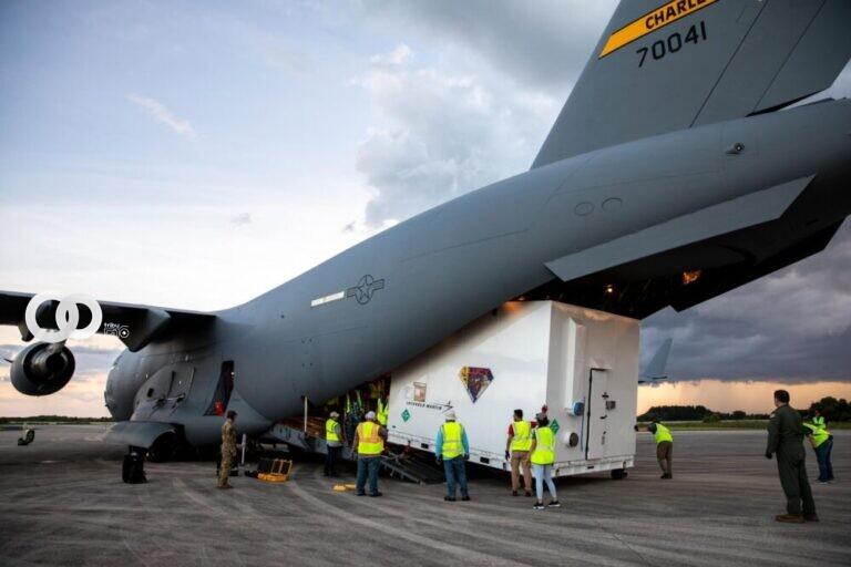 NASA inicia los preparativos para una misión no tripulada