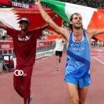 Dos atletas comparten la medalla de oro por primera vez en más de un siglo