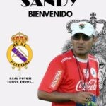 Marco Sandy volverá a ser el Director Técnico de Real Potosí