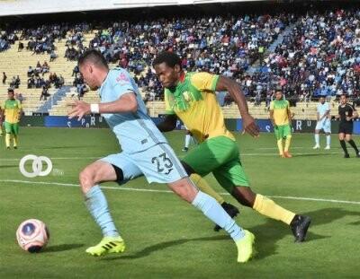 Palmaflor – Bolívar abren la fecha 13 del campeonato