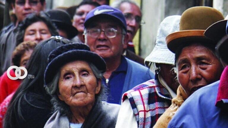 Ministerio de Justicia busca mejorar las condiciones de vida de las personas adultas mayores