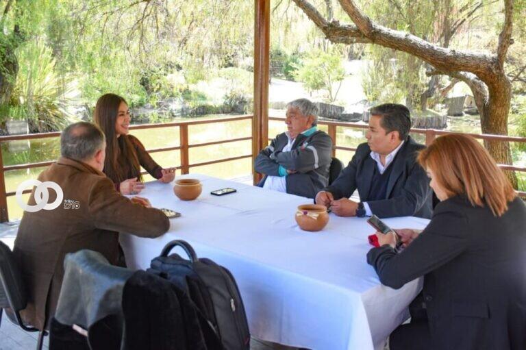 Alcalde de La Paz es invitado al evento «Alfombra Verde» en Cochabamba