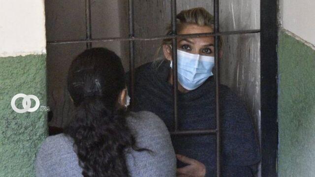 Personal médico de la Defensoría del Pueblo evidenció situación del estado de Jeanine Áñez