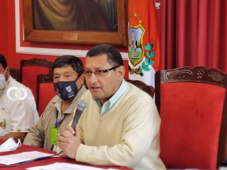 """Montes saldará deudas y dará continuidad a las obras en el municipio """"El Puente"""""""