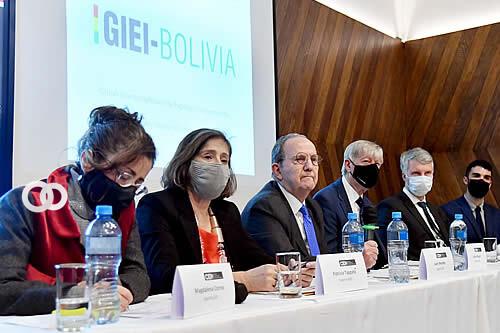 CONADE, CC y Creemos expresan su postura respecto al informe GIEI