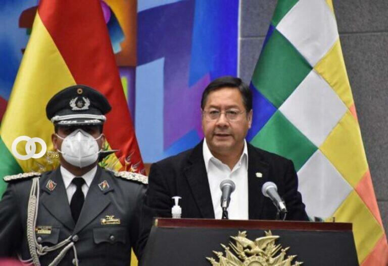 Arce posesiona al nuevo Comandante General Accidental del Ejército