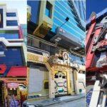 """Alcaldía de El Alto entrega reconocimiento a creador de los """"edificios transformers"""""""
