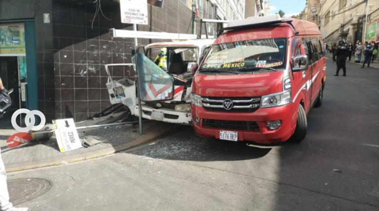 La Paz: accidente de tránsito dejó a una persona fallecida y dos heridas