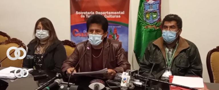 La Paz: se presentó plan alternativo de manejo integrado del lugar turístico de Charquini