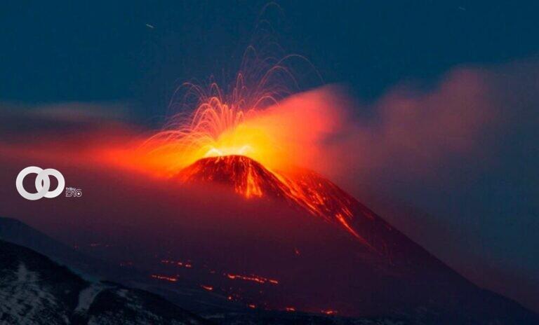 """Volcán """"Etna"""""""