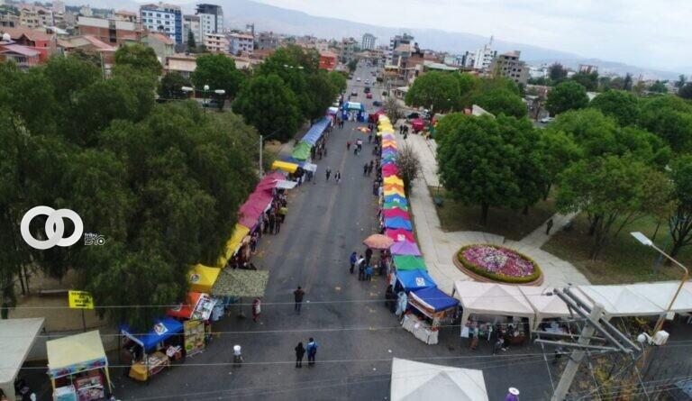 """Se desarrolló con éxito la Feria Productiva """"Unidos Contra el Covid - Hecho en Bolivia"""""""