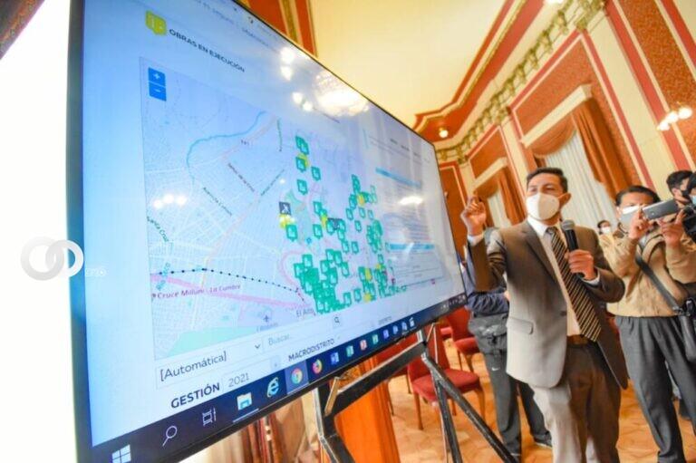 Alcaldía Paceña lanza una APP para conocer las rutas del transporte público