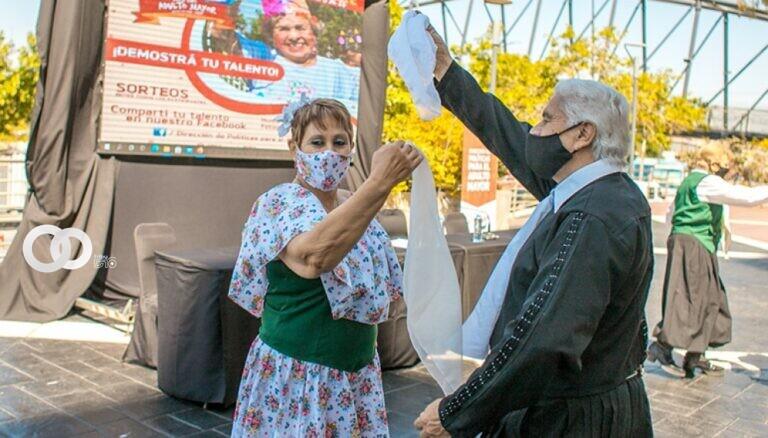 Alcaldía de La Paz organiza Concurso de baile para adultos mayores