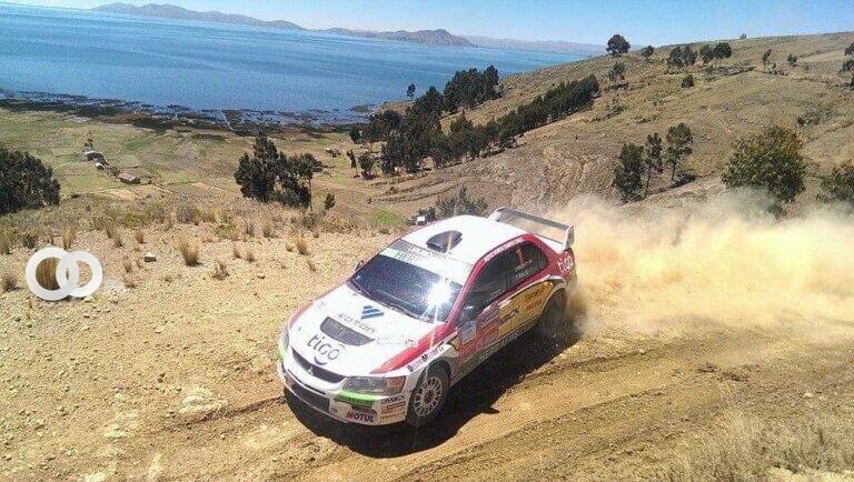 Rally Lago Sagrado Copacabana se correrá con 33 pilotos