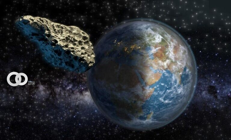 NASA afirma que un gran asteroide podría chocar con la Tierra en el 2135