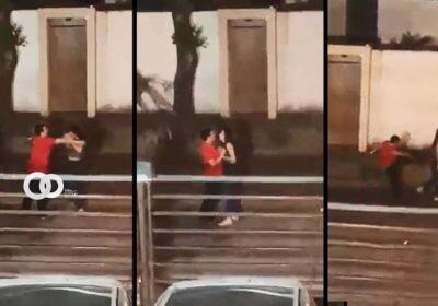 Ministerio de Gobierno confirmó la fuga a EE.UU. del agresor que golpeó a su pareja en Santa Cruz