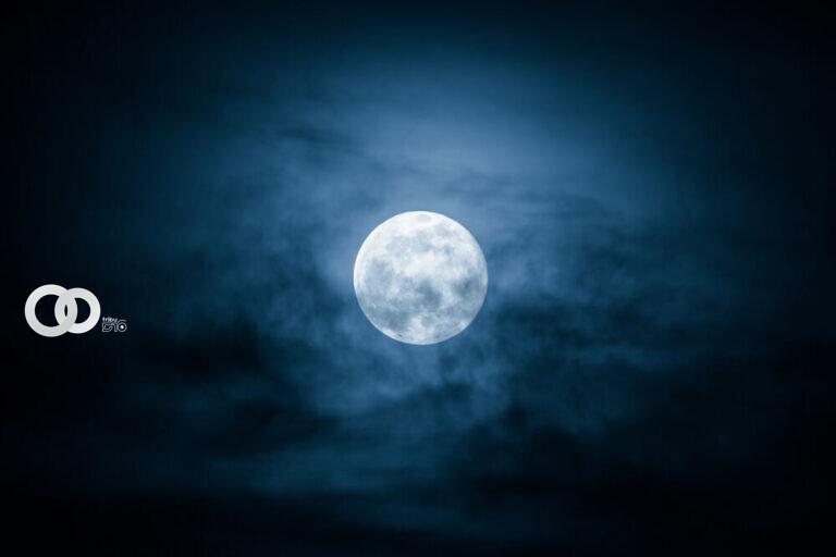 Llega la luna azul a Colombia