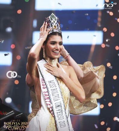 Miss Bolivia Universo