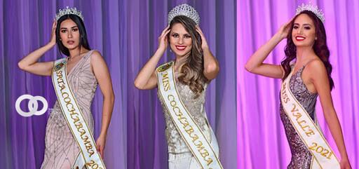 Gala de la Belleza Miss Bolivia: Fabiola Montaño obtiene el título de Mejor Silueta