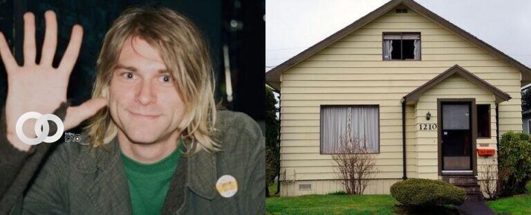Casa de Kurt Cobain es declarada patrimonio cultural en EE.UU.