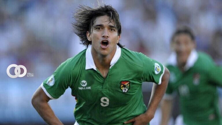 Marcelo Martins marcó el gol 500 de la selección boliviana