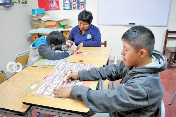 Estudiantes de educación especial presentan 48% de discapacidad intelectual