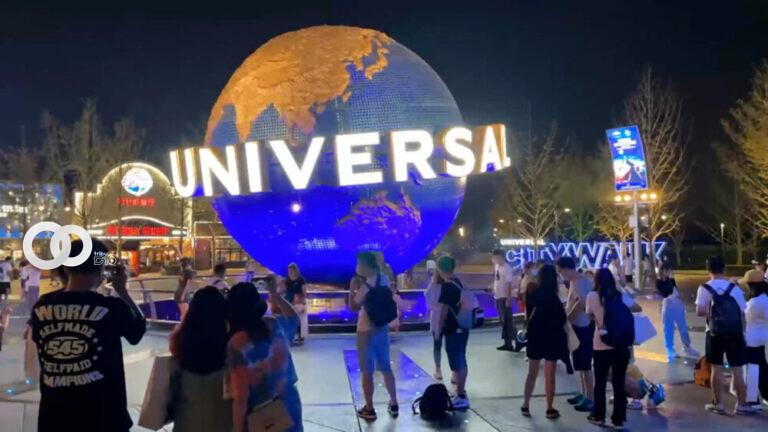 Universal Studios abrió su primer parque temático en China