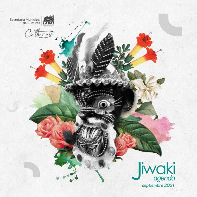 Agenda Jiwaki ofrece 216 actividades culturales para septiembre