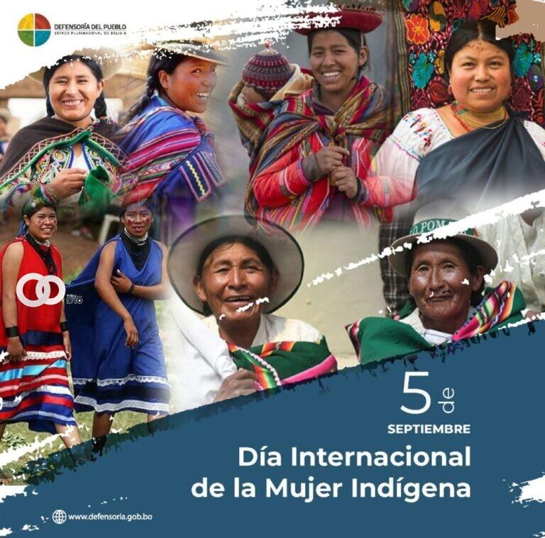 Defensoría destacó la lucha de la mujer indígena por sus derechos