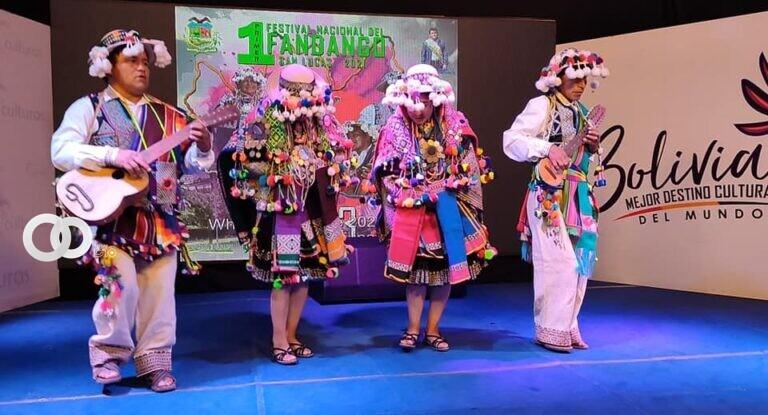 """Chuquisaca: se llevará a cabo el """"1er Festival Cultural Folklórico Autóctono de Canto y Baile de Fandango"""""""