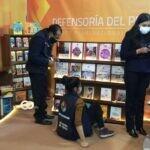 Defensoría del Pueblo expondrá material de su biblioteca especializada en derechos humanos en la FIL – 2021
