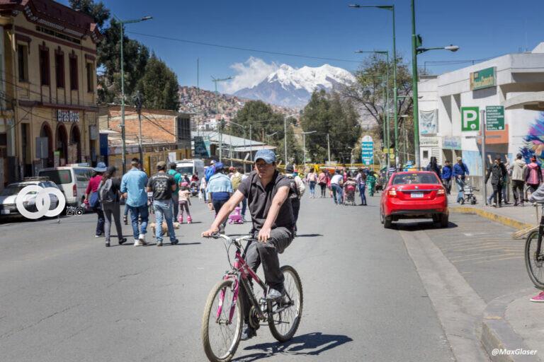Alcaldía de La Paz anunció que existirá sanciones a conductores infractores en el Día del Peatón