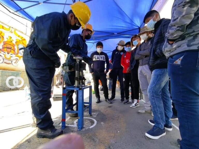Institutos de Oruro piden como requisito estar inmunizado contra la Covid-19 para retomar clases semipresenciales