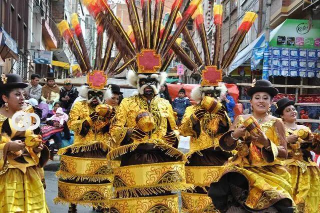 Alcaldía de La Paz tendrá una reunión con la directiva de la Asociación de Conjuntos Folklóricos del Gran Poder