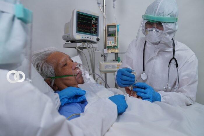 Oruro: 7 ancianos de un asilo mueren tras contagiarse en el festejo del Adulto Mayor