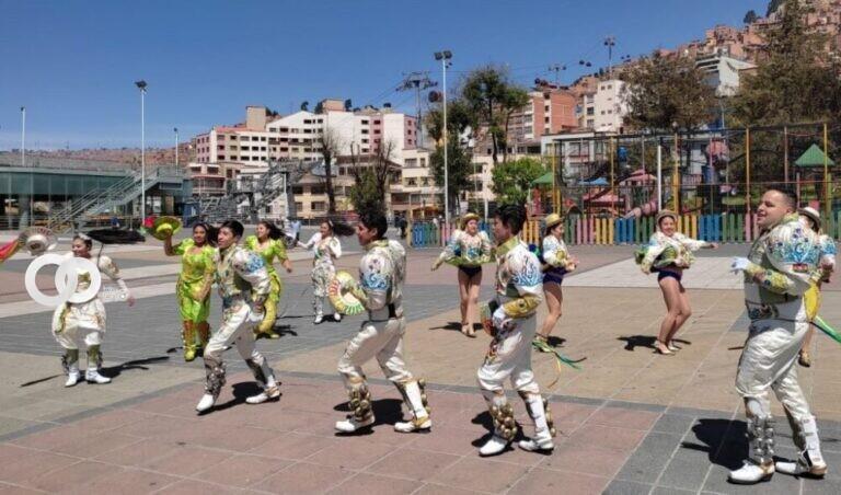 """Para este domingo se tiene confirmado alrededor de 500 bailarines para el """"Caporalazo"""""""