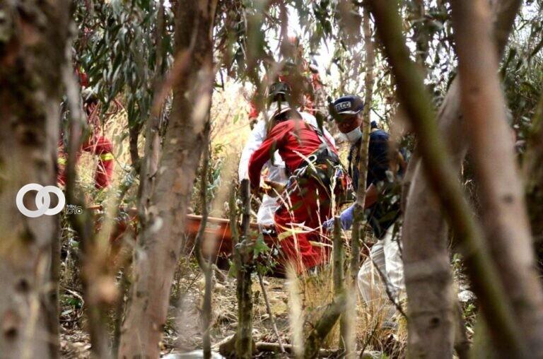 Mujer fue descuartizada en la zona Alto Llojeta, La Paz
