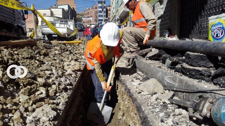Cochabamba: YPFB inició obras civiles y mecánicas para ampliación de red secundaria de gas
