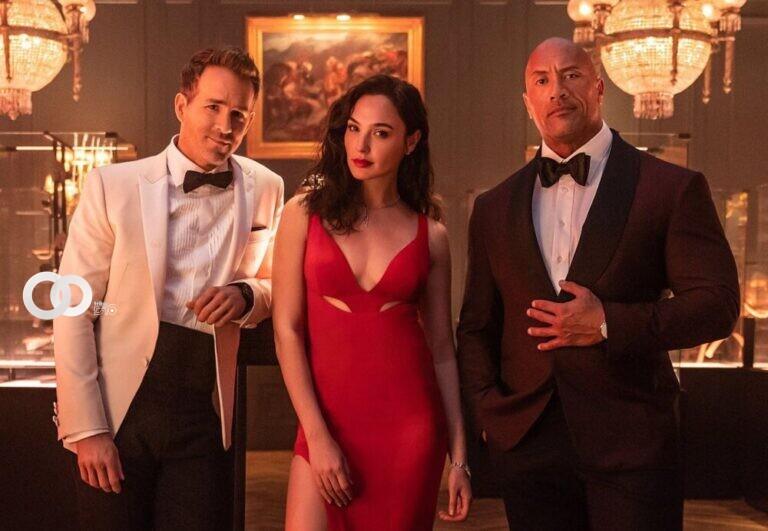 """Netflix presenta una nueva propuesta cinematográfica """"Red Notice"""""""