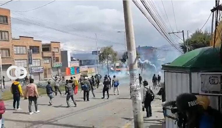 """""""Rompen el diálogo"""" advierten en radicalizar sus protestas"""