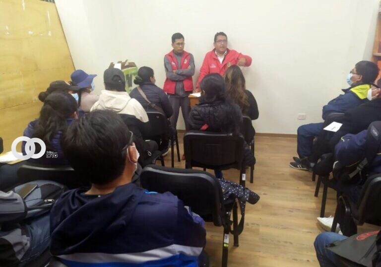 GAMEA inicia clases virtuales de Quechua básico en la ciudad de El Alto