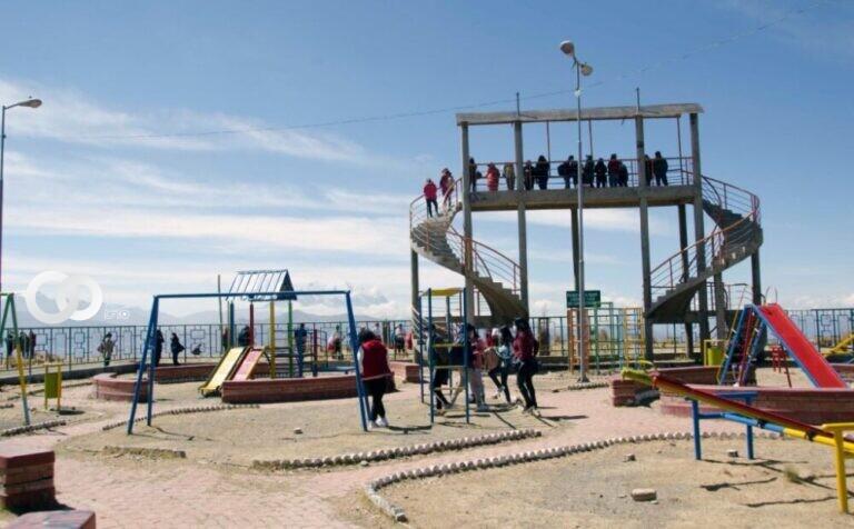 GAMEA prepara el último recorrido turístico en la ciudad de El Alto